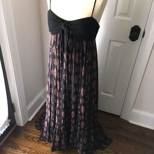 High Low Maxi Dress (altered)